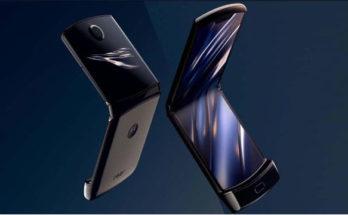 Motorola Kembangkan ponsel Layar Lipat, Razr 2?