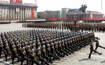 Beberapa Negara Militernya Bikin Korea Utara Ketawa