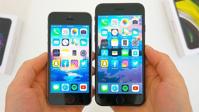 Mari Cari Tahu Perbedaan iPhone SE dan iPhone SE 2020