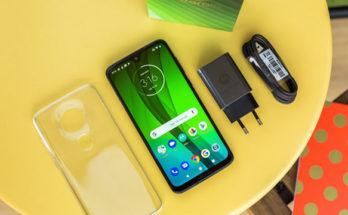 Moto G7 Play Merasakan Kelebihan Android 10