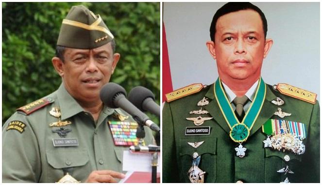 Jenderal Djoko Santoso di Dunia Militer