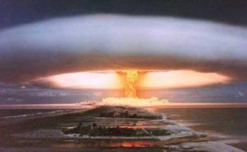 Senjata Nuklir Paling Mematikan