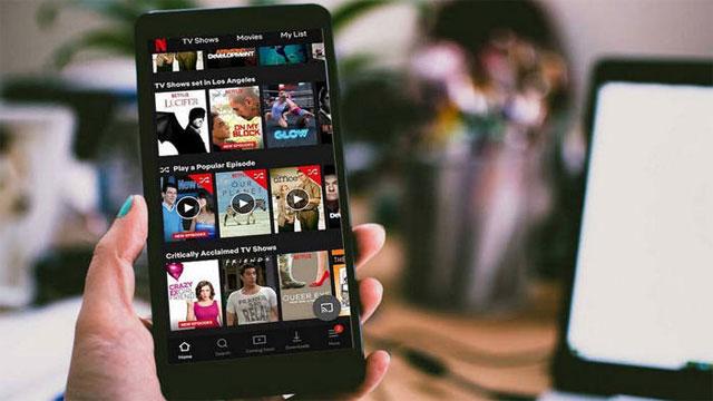 Netflix Android Hadir dengan Fitur Screen Lock