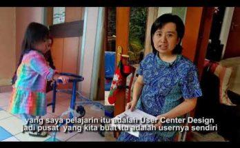 Cerita Lydia, Penyandang Disabilitas yang Bikin Kursi Roda