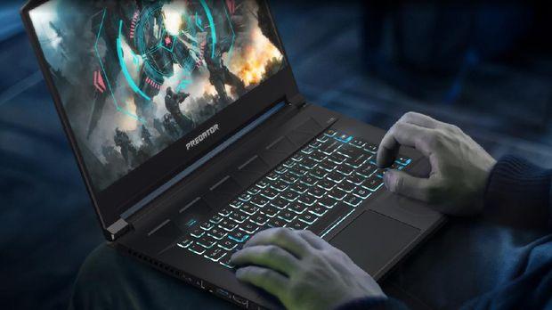 Jajaran Laptop Game Baru Acer