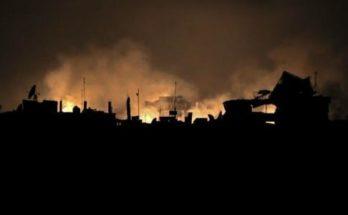 Ledakan Dasyat Menguncang Iran