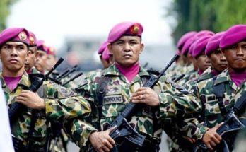 Marinir TNI AL Diusut Pomal