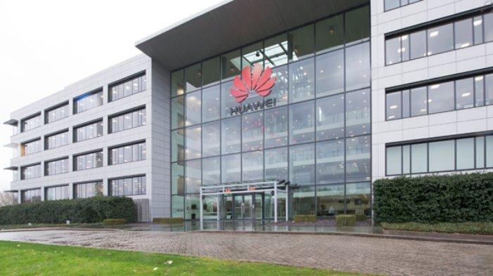 Perusahaan Huawei Di Dukung Militer China