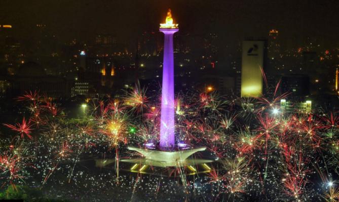 Selamat Ulang Tahun yang Ke 493 untuk DKI Jakarta