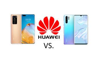 Ketahui Perbedaan Huawei P40 Pro dan P30 Pro, Berikut Rangkumannya!