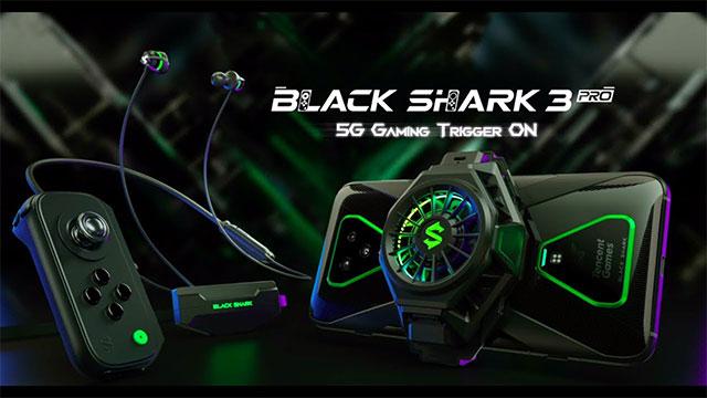Smartphone Xiaomi untuk Main Game dari Keluarga Black Shark