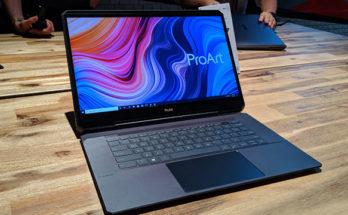 Berikut Alasan Asus ProArt StudioBook 15 Cocok untuk Kalangan kreator