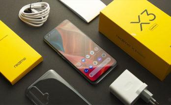 Resmi dengan Harga Rp 7 jutaan, Berikut Spesifikasi Realme X3 SuperZoom
