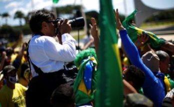Brasil Catat 1 Juta Kasus Corona, Tertinggi Kedua di Dunia