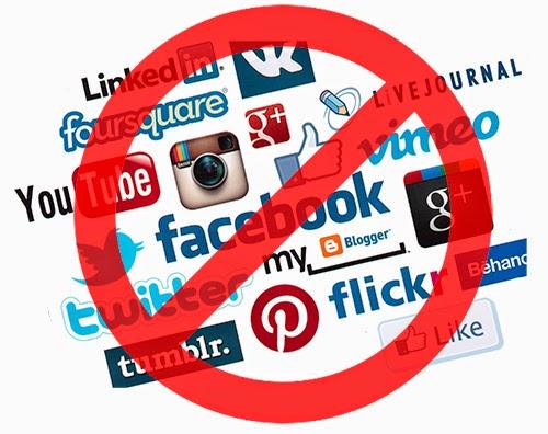 Ingin Berhenti Bermain Media Sosial Selamanya? Baca Nih Cara-caranya