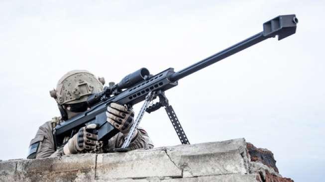 4 Jenis senjata sniper paling Mematikan yang dimiliki Indonesia