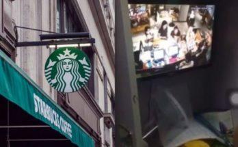 Hukum Pelaku Intip Payudara Lewat CCTV Starbucks