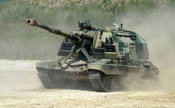 Inilah Self Propelled Howitzer Terbaru China
