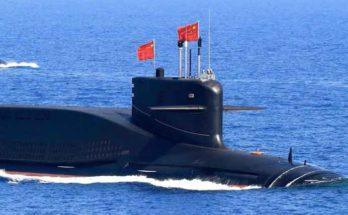 Kapal Selam Nuklir China Mungkin Lintasi Selat Lombok
