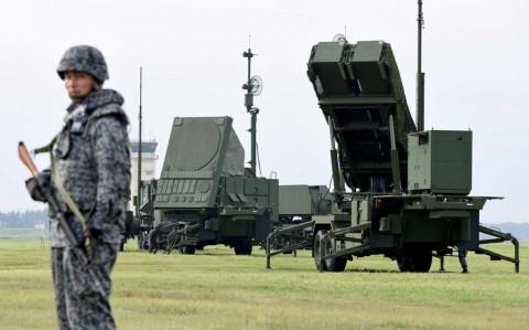 Pertahanan Jepang tentang Ancaman Tokyo