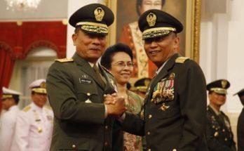 Pramono Edhie Pernah Jadi Ajudan Megawati