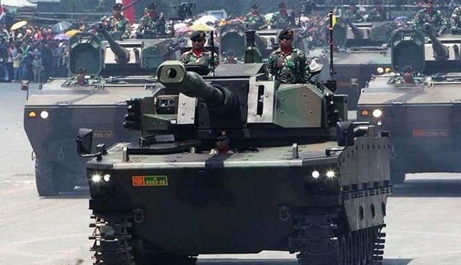 Si Harimau Hitam, Tank Pembunuh Buatan Indonesia