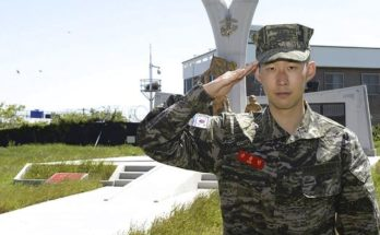 Wajib Militer Son Heung-Min Raih Penghargaan