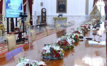 Begini Aturan Bertamu ke Istana Presiden