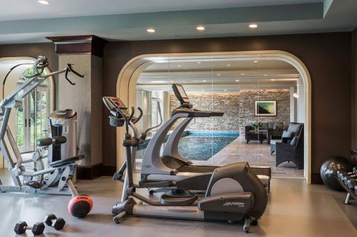 Ide Desain Ruang Gym Keren untuk Berolahraga Nyaman di Rumah