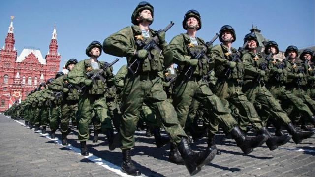 Rusia Kirim 300 Instruktur Militer ke Afrika Tengah