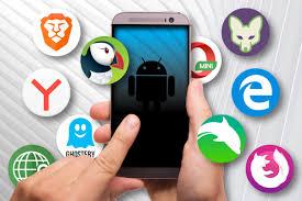Browser Terbaik dengan VPN Bawaan ke Android